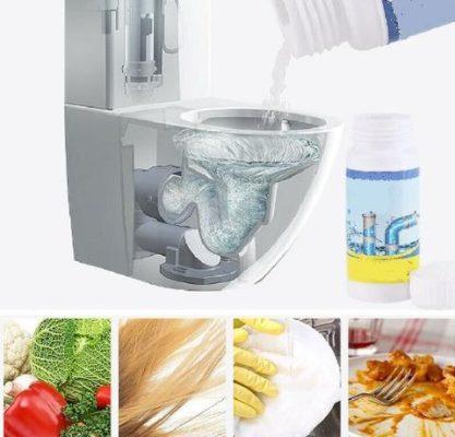 Quick-Foam Home & Toilet Cleaner