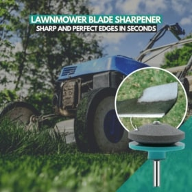 Ultra Sharp - Lawn Mower Blade Sharpener