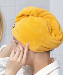 Hair Towel Wrap,Eco Friendly,Super Absorbent Hair Towel,Super Absorbent Hair,Towel Wrap