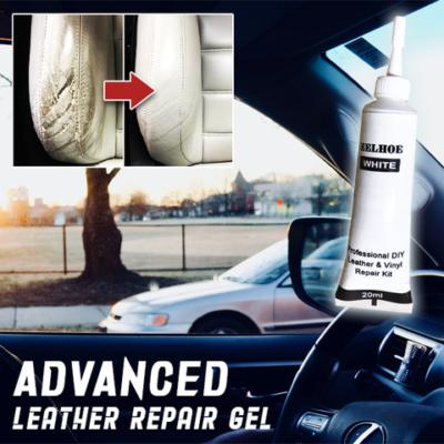 Advanced Leather Repair Gel,leather repair,car seats