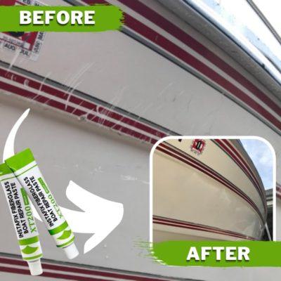 InstaFix Fiberglass Boat Repair Paste,instafix xt200,instafix boat repair,instafix fiberglass,insta fix fiberglass boat repair