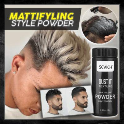 Mattifying Style Powder,best mattifying powder,hair mattifying powder,Mattifying Powder