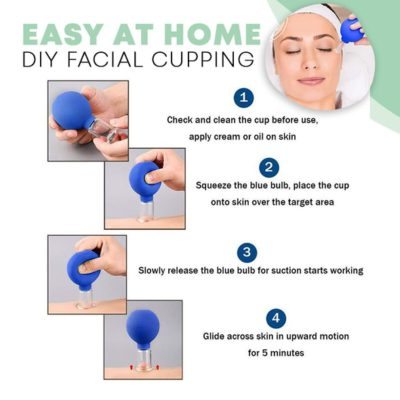 Mini Face Cupping Massager,face lift cupping massage