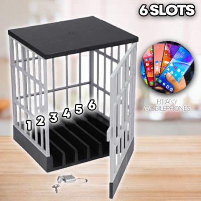 Mobile Phone Prison Box,Phone Prison Box,cell phone prison box