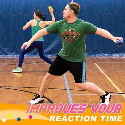 Reaction Training Sticky Ball