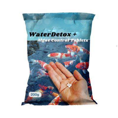WaterDetox + Algae Control Tablets,Tetra Algae Control Tablets,algae tablets for aquarium,tetra no more algae tablets,tetra no more algae