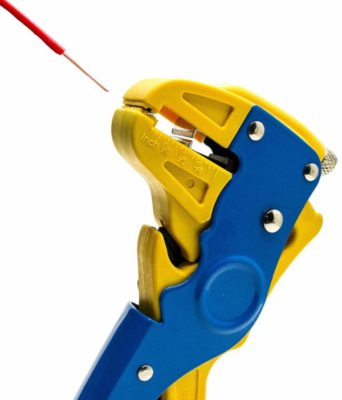 wire Stripper,2 in 1 Multi-stripping and cutting,2 in 1 for flat ribbon cable wire,stripping wire tool,Wire Automatic Stripping Tool