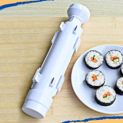 making perfect sushi,roll maker,Sushi Roll Maker,Sushi Maker,One-Press Sushi Roll Maker