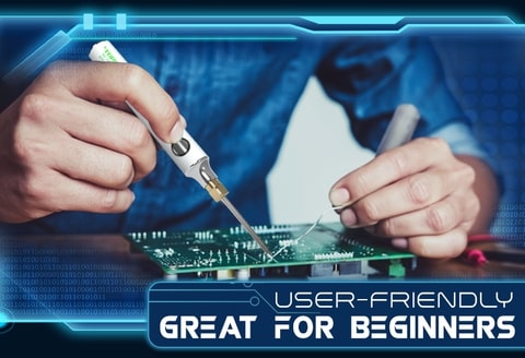 soldering iron,LED safety indicator,Usb charging soldering iron,USB data cable