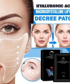 Lifting Decree Patch,Decree Patch,Hyaluronic Acid,Microcrystalline Lifting