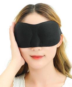 Спляча маска для очей, маска для очей, спляче око