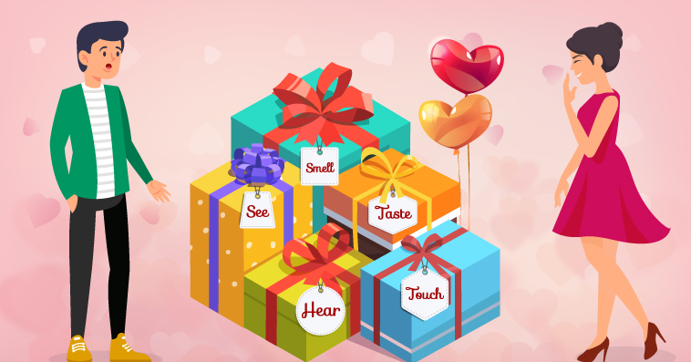 5 Senses Gifts,Senses Gifts,5 senses gift ideas,gift ideas,5 senses gift