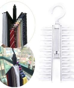 Gancho de gravata, em forma de cruz, giratório em 360 °, gancho de gravata em forma de cruz girando em 360 °