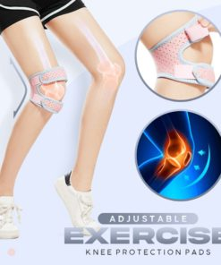 Adjustable Exercise Knee Protection Pads,Exercise Knee Protection Pads,Knee Protection Pads,Protection Pads,Exercise Knee Protection