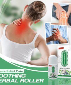 FreezeRelief Pain Soothing Herbal Roller,Pain Soothing Herbal Roller,Pain Soothing,Herbal Roller,Soothing Herbal Roller