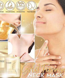 Gold Firming Neck Mask,Gold Firming,Neck Mask,Firming Neck Mask,Gold Firming Neck