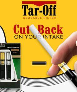 TarOff Reusable Filter,Reusable Filter