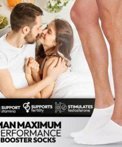 Man Maximum Performance Booster Socks,Maximum Performance Booster Socks,Performance Booster Socks,Booster Socks,Man Maximum Performance