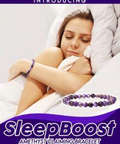 SleepBoost Amethyst Claiming Bracelet,Amethyst Claiming Bracelet,Claiming Bracelet,Amethyst Claiming