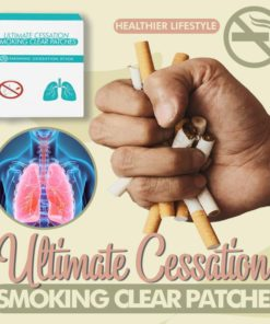 Ultimate Cessation Smoking Clear Patches,Cessation Smoking Clear Patches,Smoking Clear Patches,Clear Patches,Ultimate Cessation