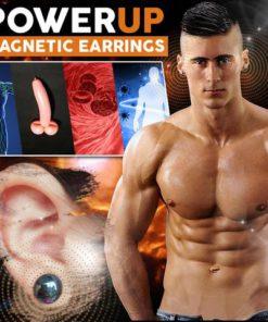 PowerUp Magnetic Earrings,Magnetic Earrings,PowerUp