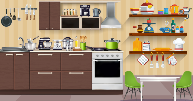 Unique Kitchen Gadgets,Kitchen Life,Mini Kitchen Set,Kitchen Bubble Cleaner,copper colander kitchen