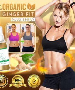 Organic Ginger Plus Spray,Ginger Plus Spray,Plus Spray,Organic Ginger Plus,Organic Ginger