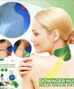 DowagerHump NeckDrain Patch