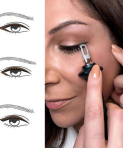 Eyeliner Kit,Easiest Skip Free Silicone Eyeliner Kit,silicone eyeliner