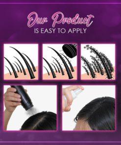 Hair Fiber Thicker Powder