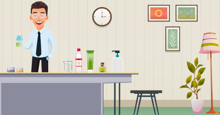How to Make Hand Sanitizer,Hand Sanitizer