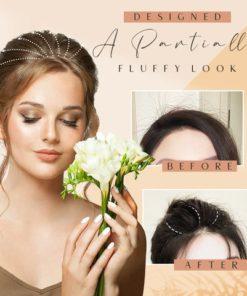 Invisible Puff Hair Head Comb,Puff Hair Head Comb,Hair Head Comb