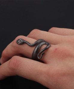 Adjustable Snake Ring,Snake Ring