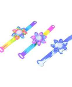 Bubble Bracelet,Spinning Pop Bubble Bracelet