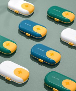 Travel Pill Case,Pill Case,Travel Pill,Portable Travel