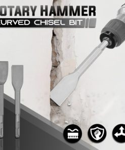 Rotary Hammer Curved Chisel Bit,Hammer Curved Chisel Bit