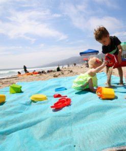 Beach Mat,Sand-Proof Beach Mat