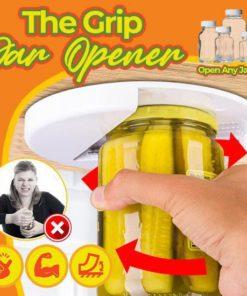 Grip Jar Opener,Jar Opener,The Grip Jar Opener